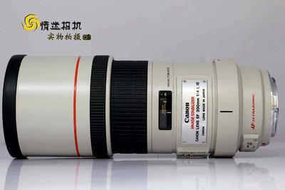 【远摄定焦镜头】佳能 EF 300mm f/4L USM(NO:3538)