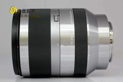 【中长焦镜头】索尼 E 18-200mm f/3.5-6.3 OSS(NO:5337)