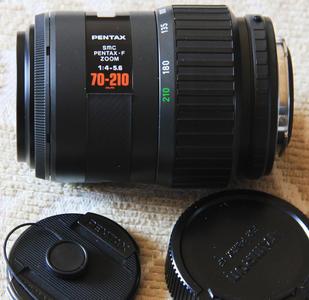 宾得 smc PENTAX-F 70-210mm f/4.7-5.6