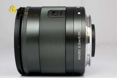 【微单广角变焦镜头】佳能EF-M11-22/4-5.6 IS STM(NO:1615)