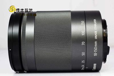 【广角变焦镜头】佳能 EF-M 18-150/3.5-6.3 IS STM(NO:2073)