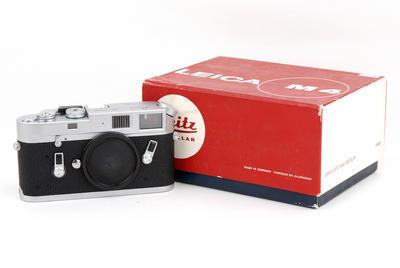 【新同品】Leica徕卡M4机身jp23350