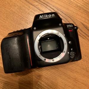 Nikon F50/F50D (N50)