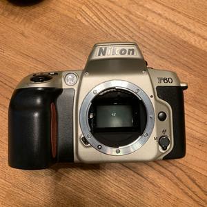 Nikon F60/F60D (N60/N60 QD)