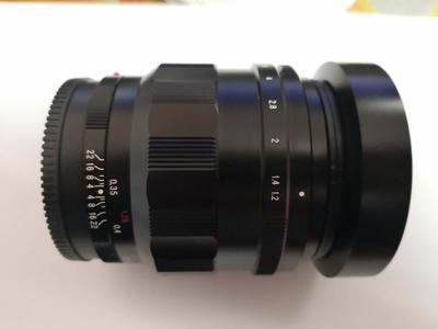 福伦达40mm1.2 索尼E口