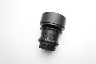 Samyang 14mm T3.1