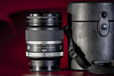 美能达原厂135STF F2.8 T4.5 镜头