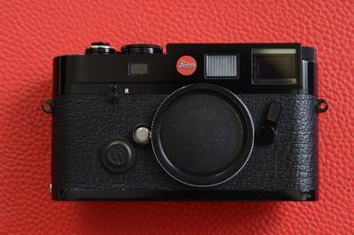 全新Leica徕卡M6 0.85 ICS历史协会黑漆胶片机全球限量200台