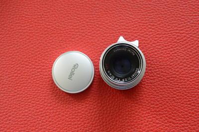Rollei禄来SONNAR 40/2.8 HFT限量复刻禄莱40 2.8镜头L39/M口镜头