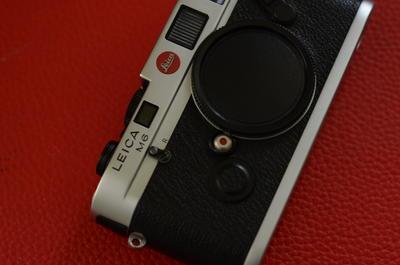 Leica徕卡M6 熊猫机胶片机莱卡m6 0.72小盘胶片机