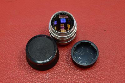 Leica徕卡Summilux M 50/1.4 E43二代银色镜头莱卡50/1.4