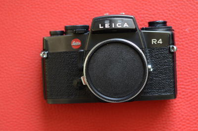 Leica徕卡R4 单反胶片机经典胶片 R口相机