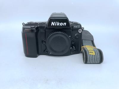 80新二手Nikon尼康 F90X单机 胶片单反相机 2095788