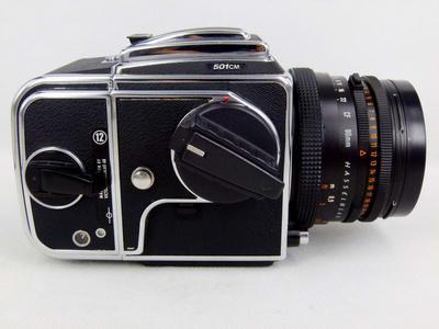 华瑞摄影器材-哈苏Hasselblad 501 CM套机