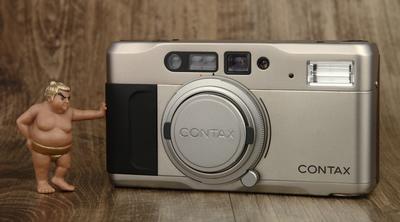 CONTAX TVS 胶片机
