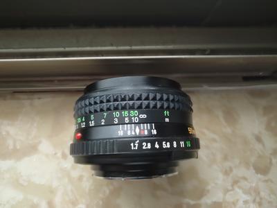 美能达50 1.7标准镜头出售