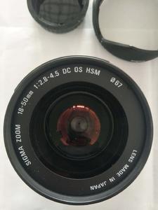 适马 18-50mm f/2.8-4.5 DC OS HSM(尼康口)