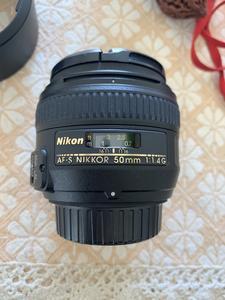 尼康 AF-S 50mm f/1.4 G