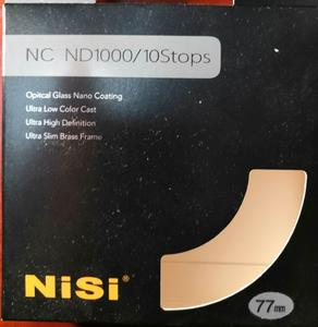 Nisi NC ND1000 减光镜 77mm
