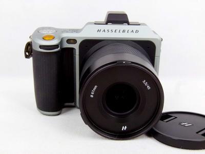 华瑞摄影器材-哈苏 X1D-50c带45/3.5套机