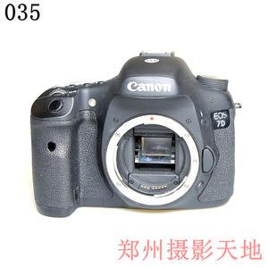 佳能 7D 单反相机编号035