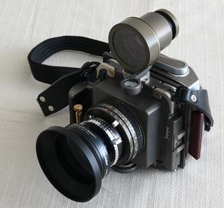 中画幅相机一台99新