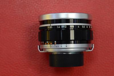Canon佳能50/0.95超大光圈镜头已改 M50mm F0.95 梦幻镜头