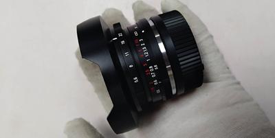 福伦达 12mm f/5.6 II 福伦达12/5.6二代完美成色可自取邮寄!