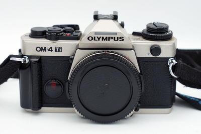 奥林巴斯OM-4TI 好成色
