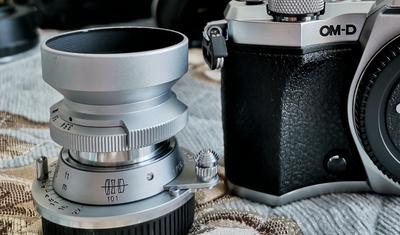 福伦达 HELIAR 50mm f/3.5 101周年纪念版