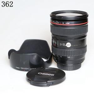 佳能 EF 24-105mm f/4L IS USM 经典红圈镜头 编码362