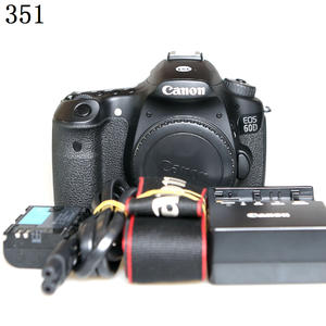 佳能 60D 单反相机 351 准新机