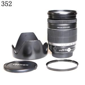 佳能 EF-S 18-200mm f/3.5-5.6 IS长焦单反镜头编号352