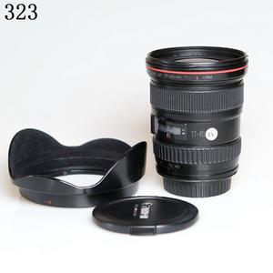 佳能 EF 17-40mm f/4L USM 红圈广角镜头 353
