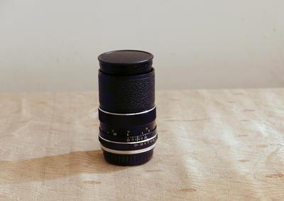 施耐得F3.5/135mm镜头 禄来原口(QBM),已经改成宾得口
