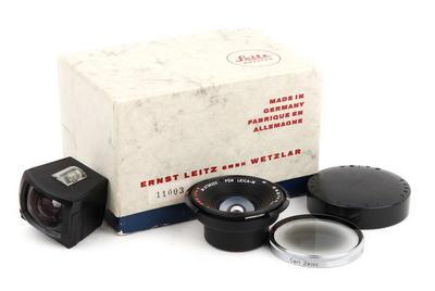 徕卡 Zeiss Hologon M 15/8 全球仅产225支#jp23663
