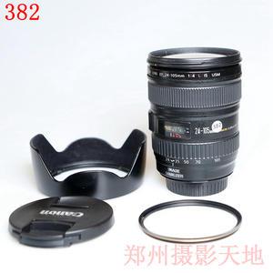佳能 EF 24-105mm f/4L IS USM 经典红圈镜头 编码382