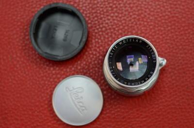 Leica徕卡 Summicron-M 50/2 rigid 二代镜头 莱卡M50/2