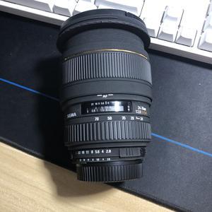适马 24-70mm f/2.8 EX DG MACRO 尼康卡口外观新