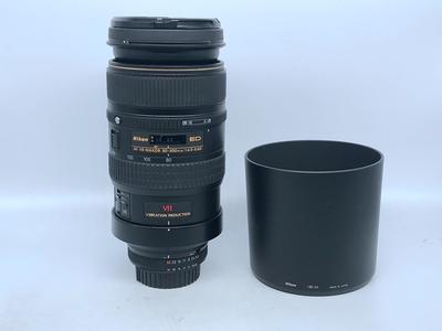 95新二手 尼康 80-400/4.5-5.6 D ED VR 变焦防抖镜头 462671