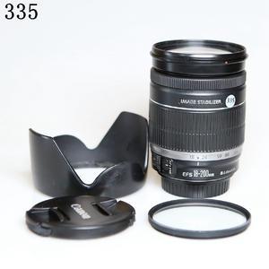 佳能 EF-S 18-200mm f/3.5-5.6 IS长焦单反镜头编号335