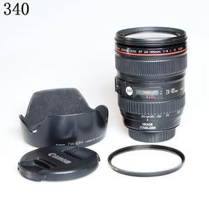 佳能 EF 24-105mm f/4L IS USM 经典红圈镜头 编码340
