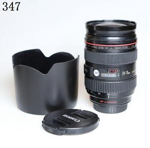 佳能 EF 24-70mm f/2.8L USM 单反镜头 347