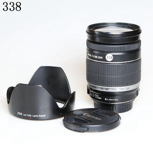 佳能 EF-S 18-200mm f/3.5-5.6 IS长焦单反镜头编号338