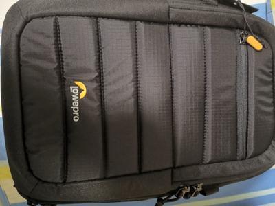 乐摄宝(Lowepro)Tahoe BP 150双肩摄影包(黑)
