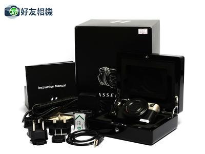 哈苏 Stellar 限量版数码相机 黑碳纤维手柄 便携相机 *99新连盒*