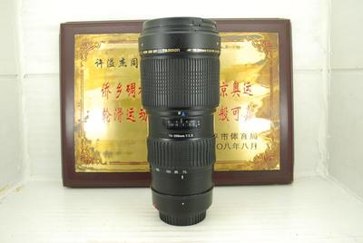 腾龙 70-200 F2.8 A001 小龙炮 故障镜头 拆件主板排线内镜片零件