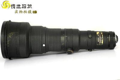 【远摄定焦手动镜头】尼康 AIS 500/4P ED*
