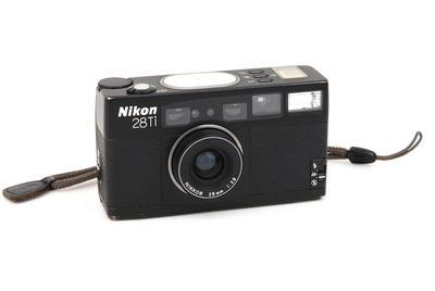 【美品】Nikon尼康28Ti黑色版jp24003