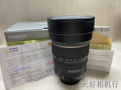 《天津天好》相机行 96新 腾龙SP 15-30/2.8Di VC USD 佳能口